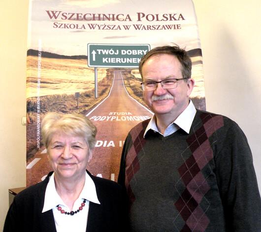 Pedagogika w Warszawie - dr K. Dziurzyński, dr G. Pańtak